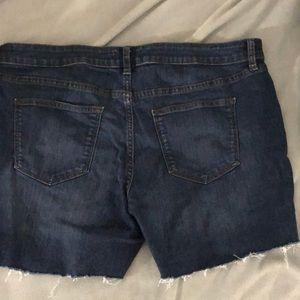 Sonoma Shorts - Sonoma denim shorts!